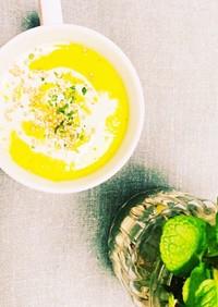 簡単 マクロビ的かぼちゃのスープ