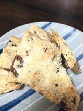 アレンジver簡単おやつ パイ風クッキー