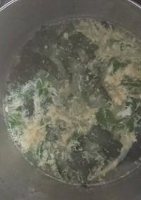 休校レシピ11  簡単サンラータン