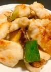 塩麹レシピの基本!鶏胸肉の塩ネギ焼き☆