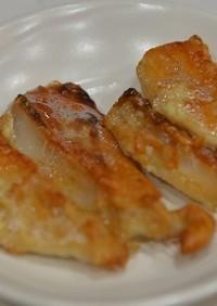 ヤゲン軟骨のマヨネーズ焼き(トースター)