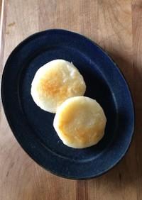 北海道のおやつ 芋もち  こども向