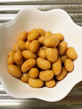 ☆甘辛たれで♪【作り置き】大豆の甘辛酢☆