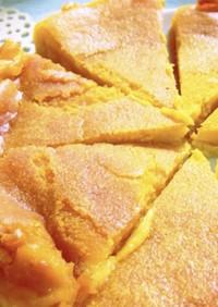 本気で美味しい!超濃厚かぼちゃケーキ