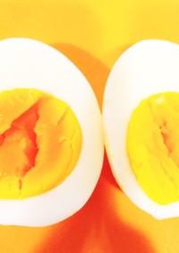 かんたんゆで卵♬たまごサンドなどに!