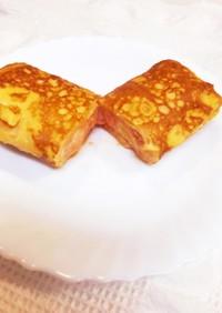 旅館の味!からし明太チーズの卵焼き