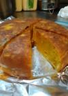 かぼちゃのしっとり炊飯器ケーキ
