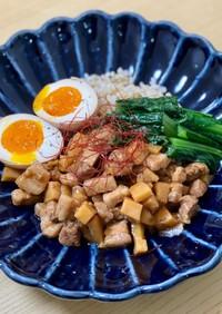 簡単♡台湾の味!魯肉飯(ルーローハン)