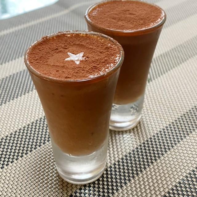 ムース マシュマロ チョコ マシュマロで作るなめらかチョコムースのレシピ!作り方は簡単・・・!