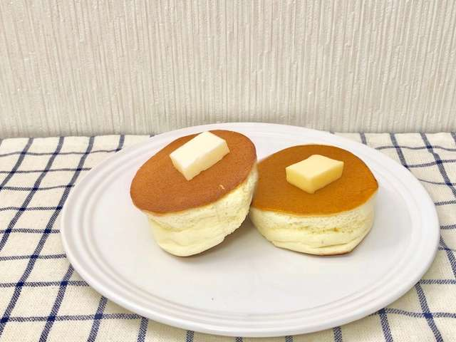 ホット ケーキ ミックス スフレ