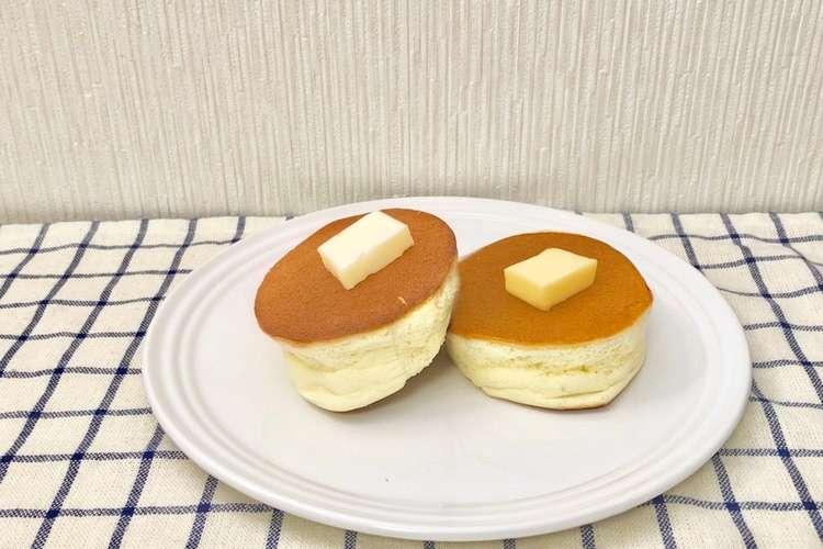ミックス なし ホット パン スフレ 型 ケーキ ケーキ
