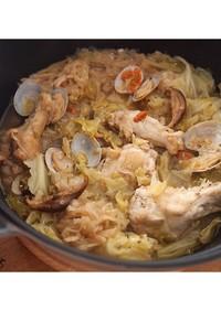 人気検索6位!鶏手羽元と大根の薬膳スープ