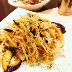 【ワン調味料】ポン酢野菜炒め