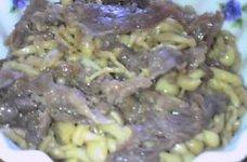 簡単♪ 牛肉とえのきのしぐれ煮