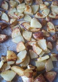 簡単☆じゃが芋のオーブン焼き