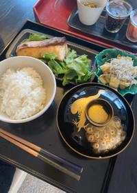 ぶり塩焼き 有元葉子さんの焼き方アレンジ
