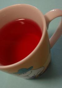 クエン酸で作るしそジュース
