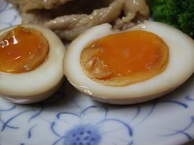 ラーメンにも!かんたん煮卵