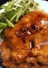 母の味 簡単鶏の照り焼き♪黄金比率のタレ