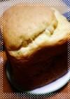 薄力粉ではちみつ豆乳パン HB使用