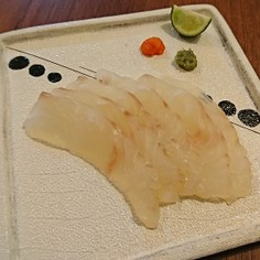 ヒラメの昆布締め(#005)