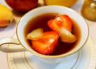 ウイルス対策!フルーツ蜂蜜紅茶