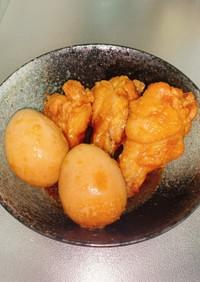 フライパン1つで♪鶏肉のマーマレード煮