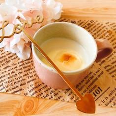 マシュマロバナナ豆乳♡