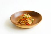 こんにゃく麺でガッツリ麻婆炒めの写真