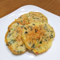 鶏ひき肉と小松菜のカピタ風(改