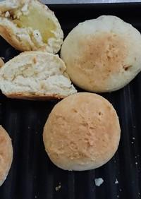 休校レシピ17 節約簡単パン