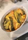 鮭のオーブン焼き