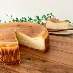 濃厚ベイクドチーズケーキ*チーズたっぷり