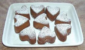 ふんわり簡単、混ぜるだけのチョコレートケーキ