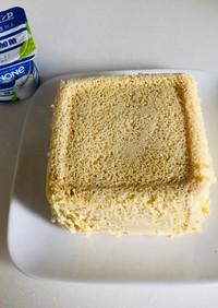 おからパウダーで☆ヨーグルト蒸しパン