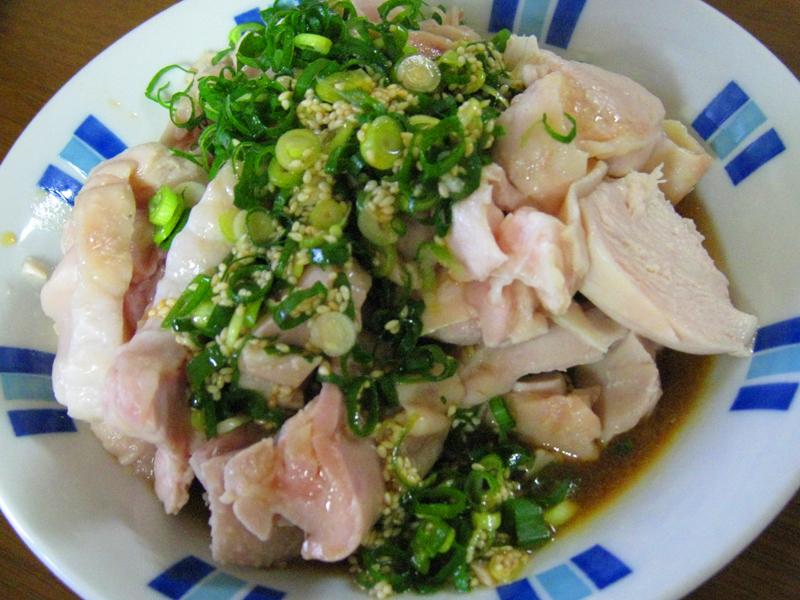 炊飯器鶏の覚書
