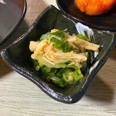 簡単!白菜とえのきの蒸し煮