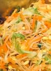 シャキシャキ!白菜とツナの和風サラダ