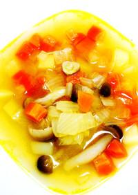 ♡コンソメ野菜スープ♡