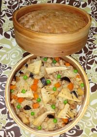 中華風タケノコご飯♪