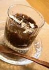 ほろ苦い☆大人のコーヒーゼリー