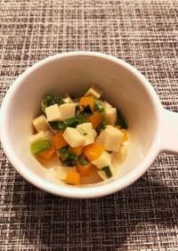高野豆腐の含め煮【離乳食】