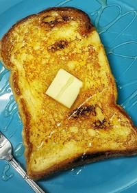 朝ごはんにぴったり!簡単フレンチトースト