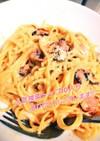 ピザ用チーズで簡単&濃厚カルボナーラ