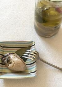 【つくりおき】鉄分補給の牡蠣のコンフィ♡