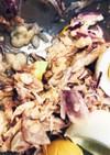 紫玉ねぎのシーチキンマヨサラダ