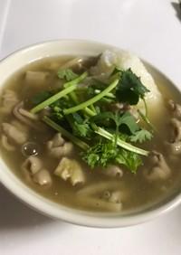 線麺 ♡  おうちで台湾料理