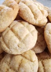 お子さんと楽しむ♪簡単メロンパンクッキー
