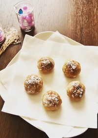 タイムリープの為のラベンダー胡桃クッキー