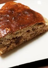 イチゴジャムパウンドケーキ